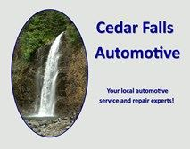 Cedar Falls Automotive Logo