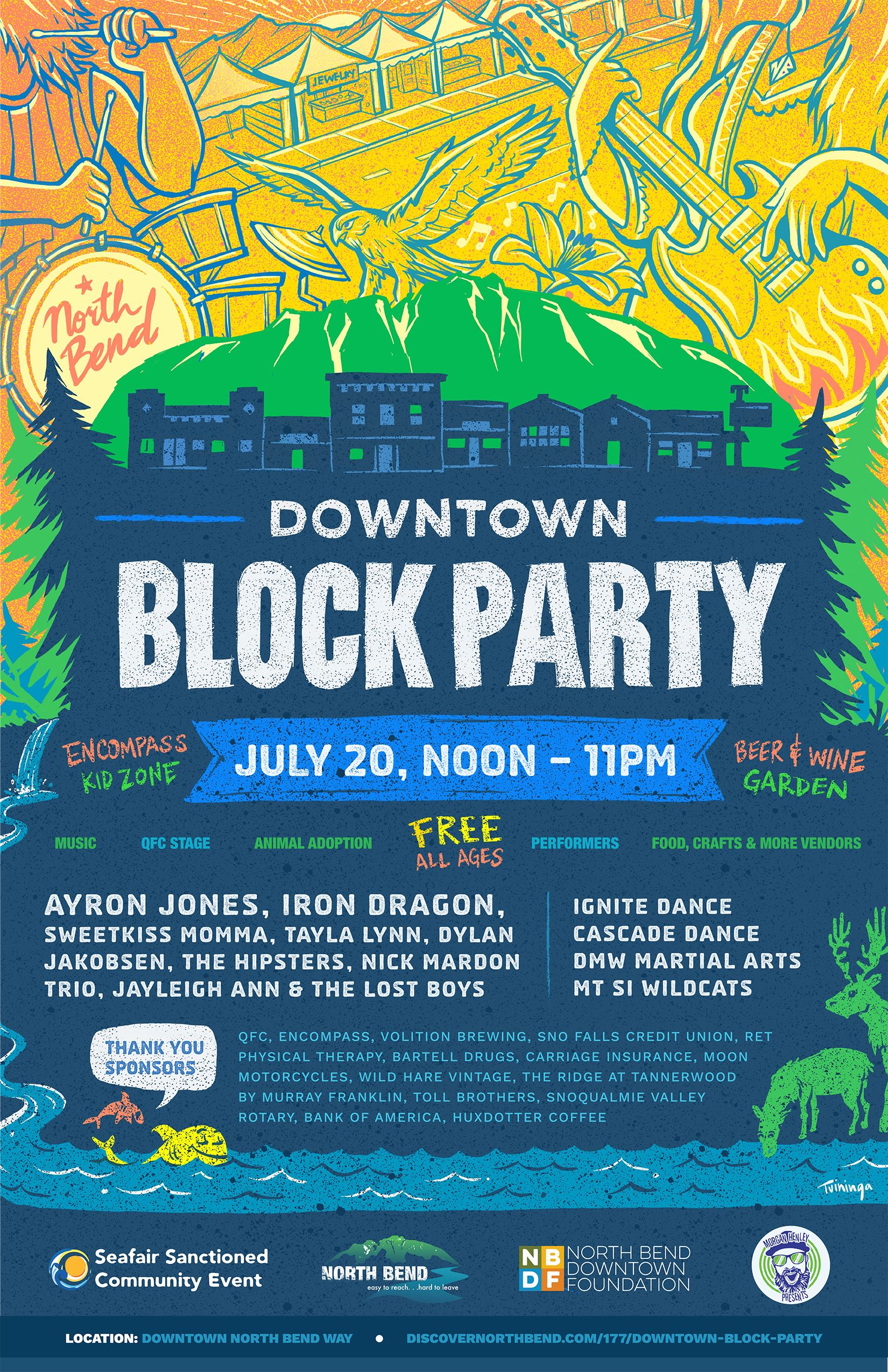 Downtown Block Party 2019